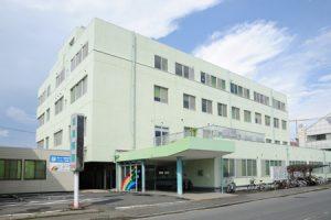 城南病院全体像2