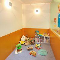 小児科休憩室